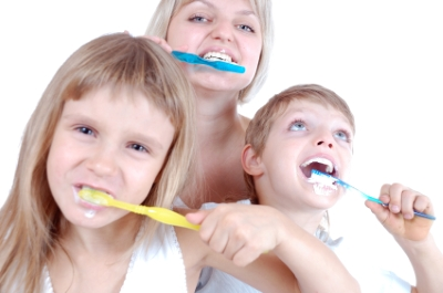 This is the image for the news article titled National Children's Dental Health Month