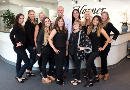 Dr Harner & His Expert Orthodontic Team